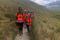 BTR on the Snowdon Trail Marathon