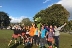 Team BTR take on the Loch Ness Marathon