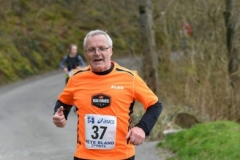 Alan at one of his favourite races, the Coniston 14
