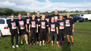 BTR Road Runners, ready for Hellrunner