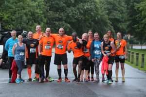Some of the BTR Road Runners