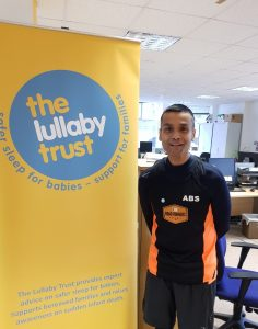 Abs and Lullaby Trust logo